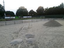 9.6.18 Beach-Soccer Sandhaufen (1/12)
