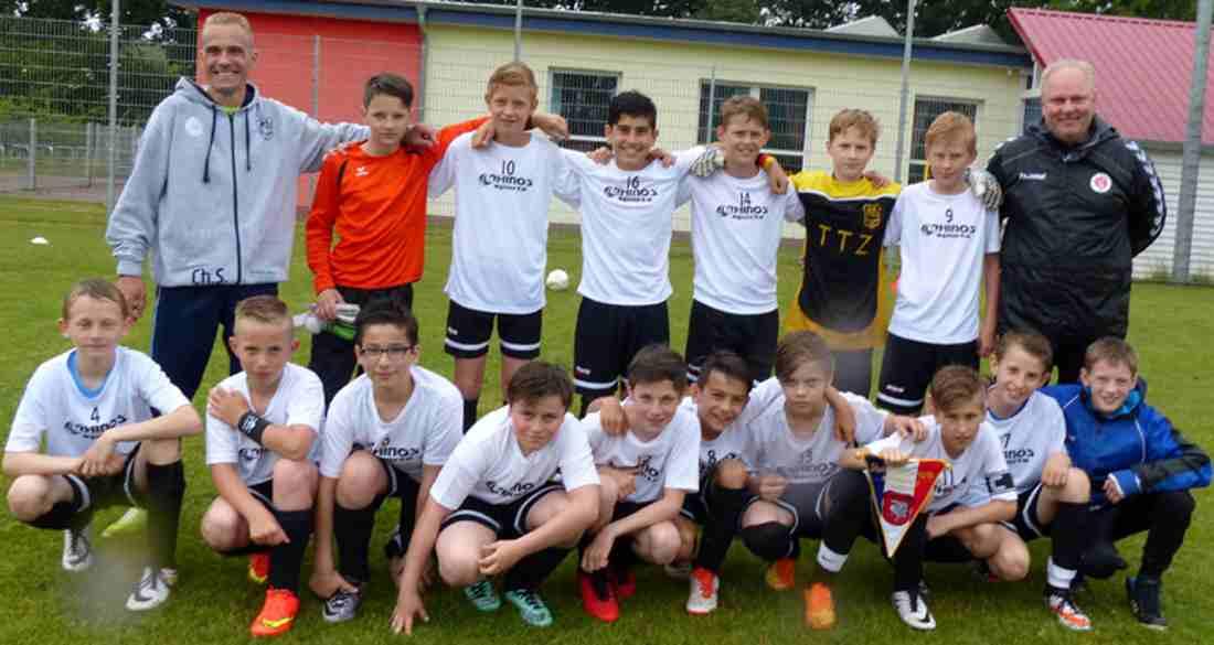 1. D-Jugend qualifiziert sich für Verbandsliga