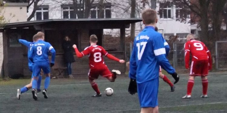 Bildergalerie A-Jugend gegen VfL Oldesloe