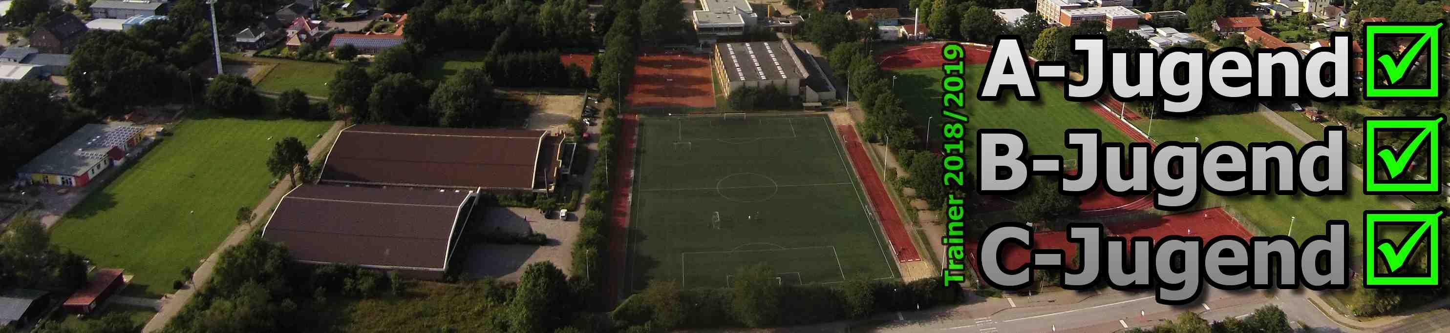 Trainerteams 2018/2019 (A/B/C-Jugend)