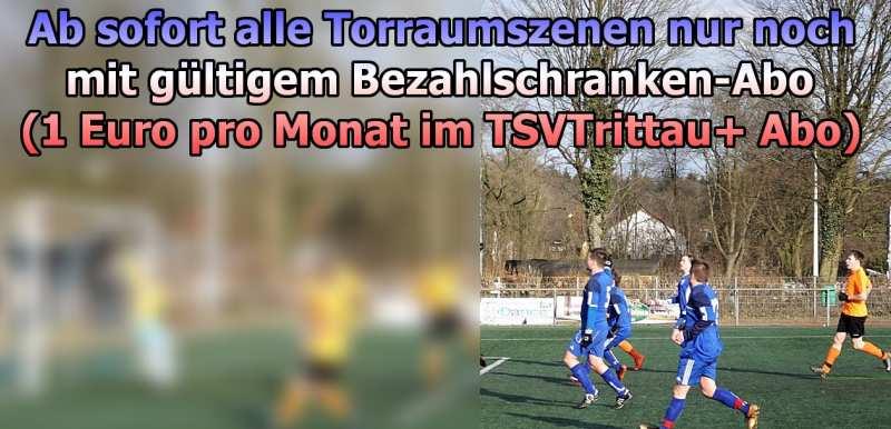 Bezahlschranke TSVTrittau+ ab sofort aktiv