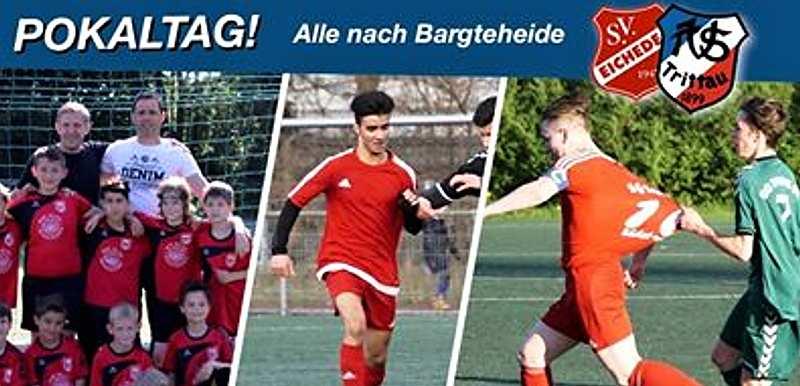 Jugendpokalendspiele E/C/B Jugend