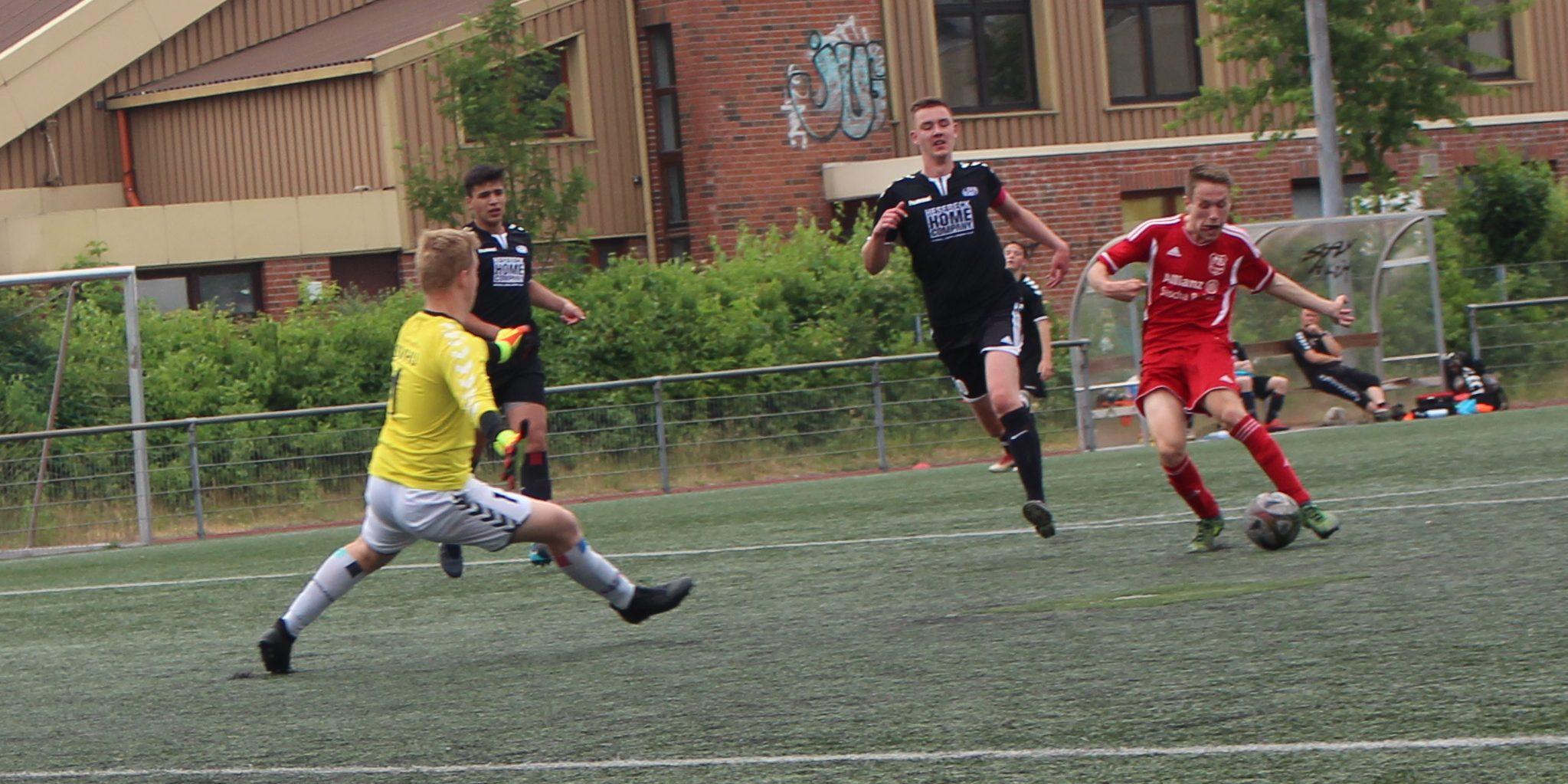 Glanzlos, aber treffsicher: U19 schlägt Henstedt-Ulzburg