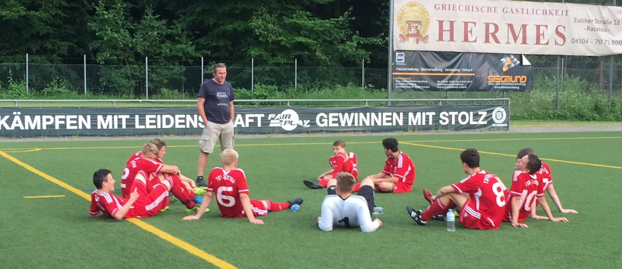 U19: Halbes Dutzend gegen Pansdorf