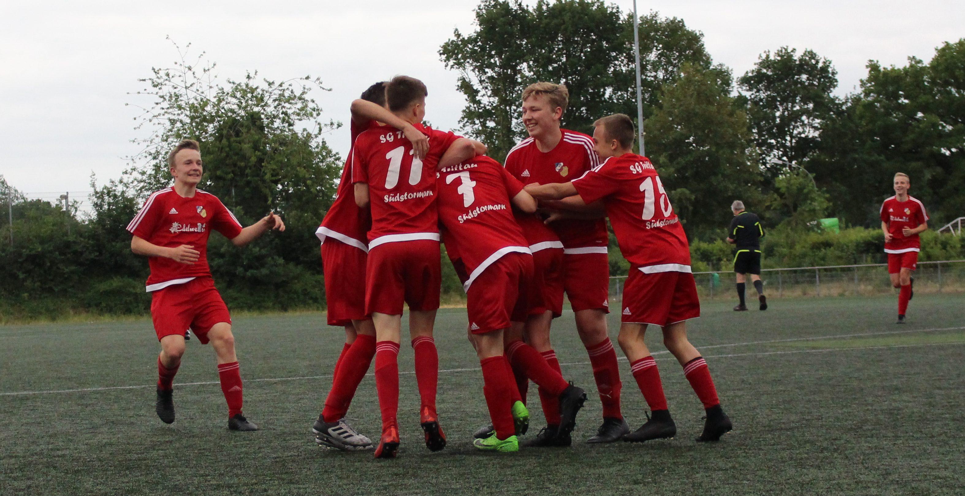 1:0-Sieg: B-Jugend springt auf Platz drei