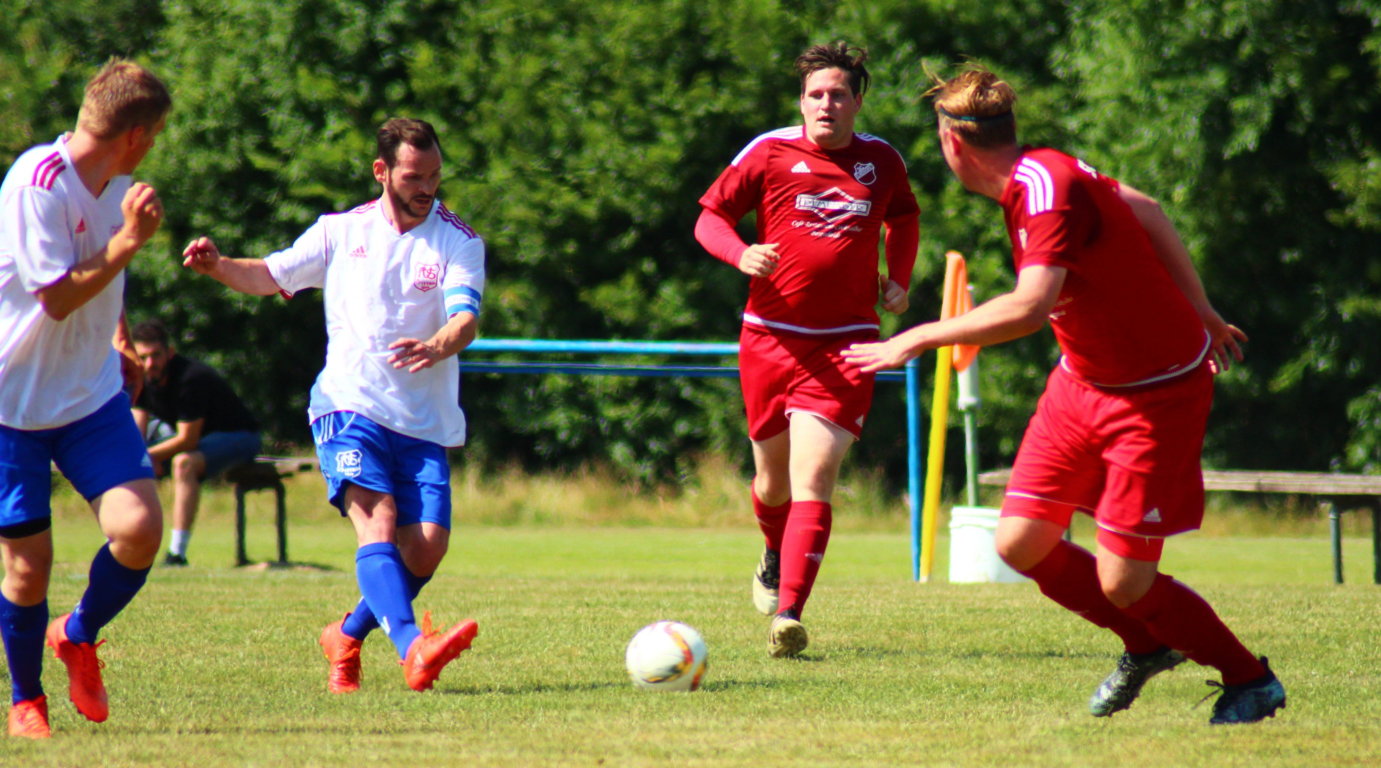 1:0 – 1. Herren siegen beim SC Elmenhorst