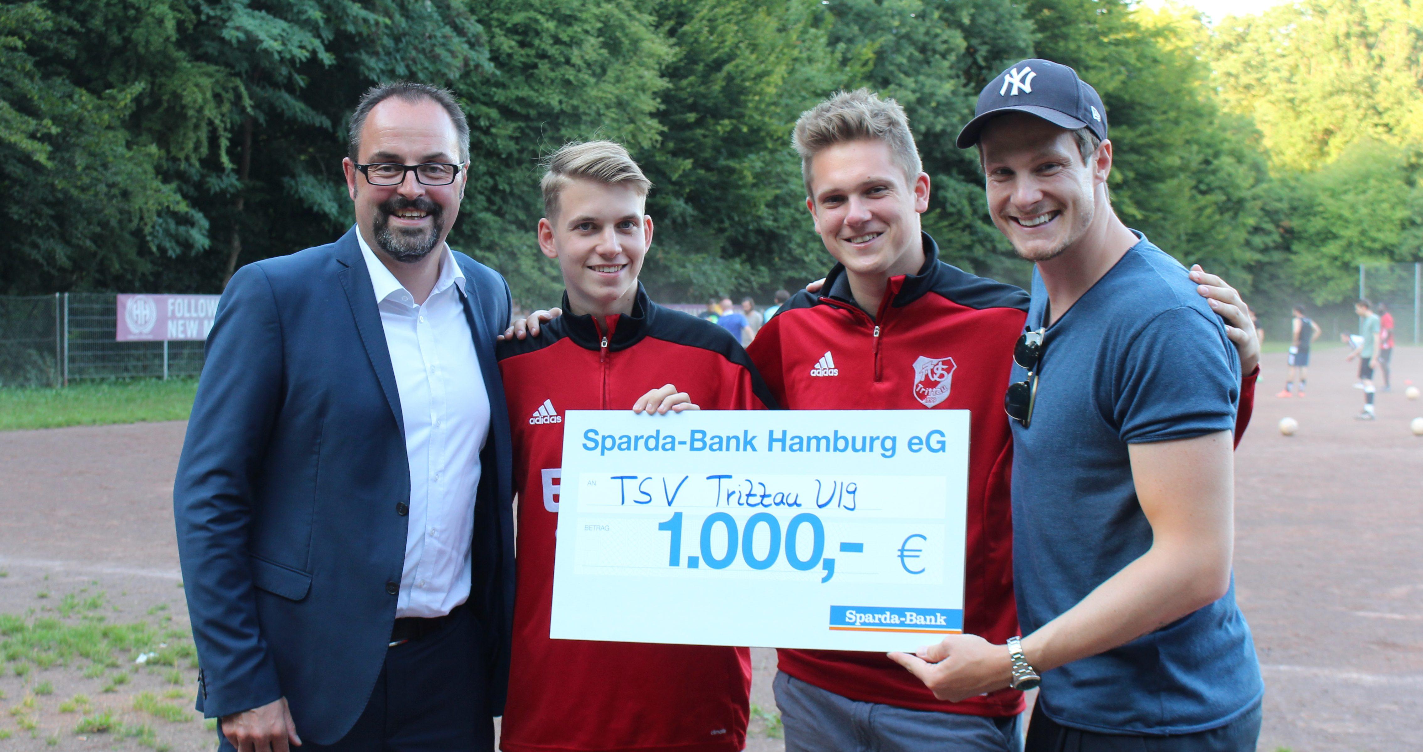 A-Jugend gewinnt 1000€ bei PICUE