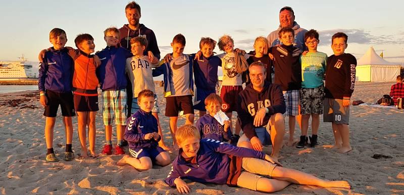 E-Jugend Saisonabschluss in Rostock
