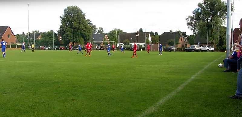 Spielplan 41. Südstormarn Pokal 2018