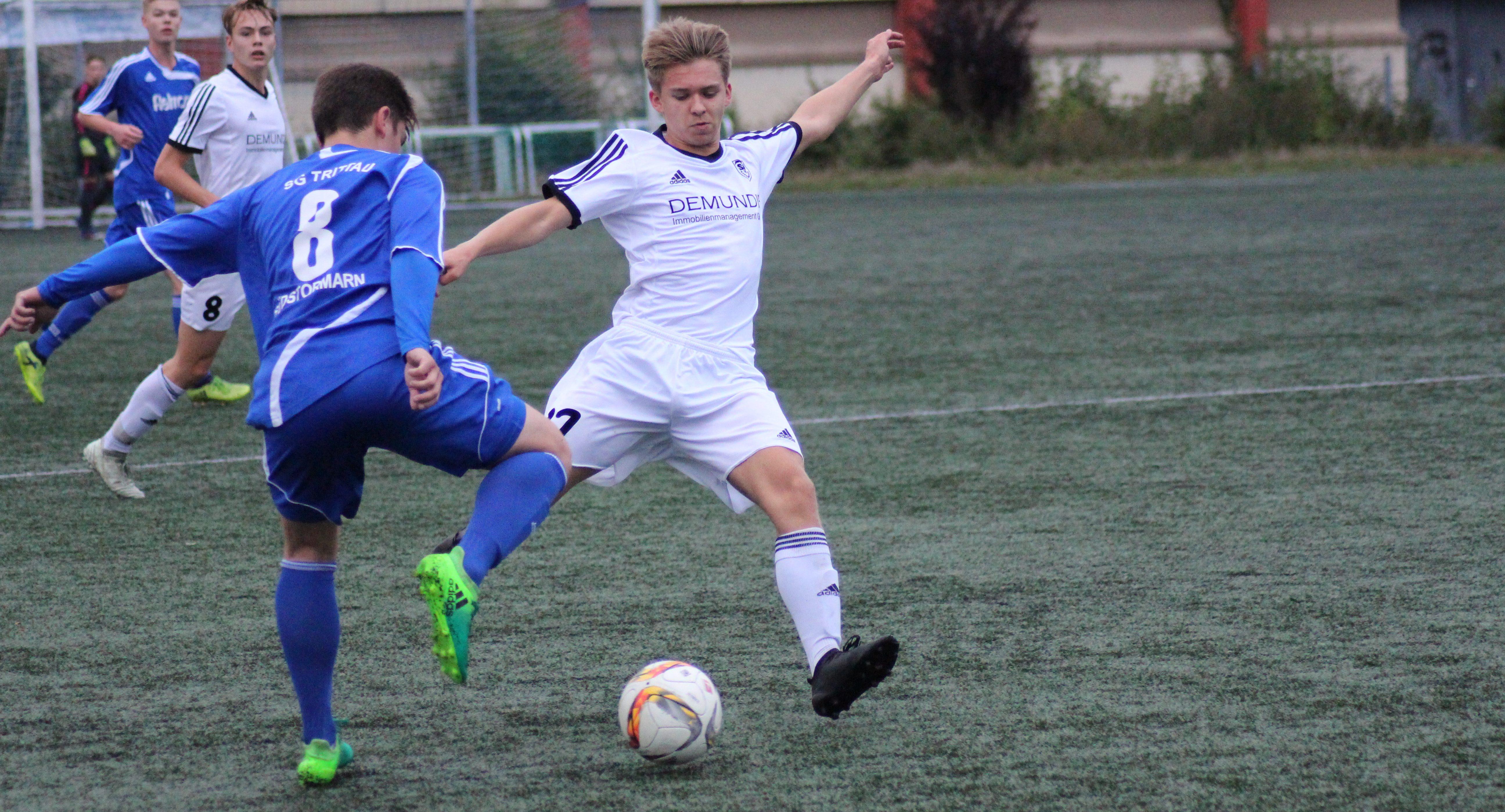 Pokal-Pech: U19 unterliegt Bargteheide