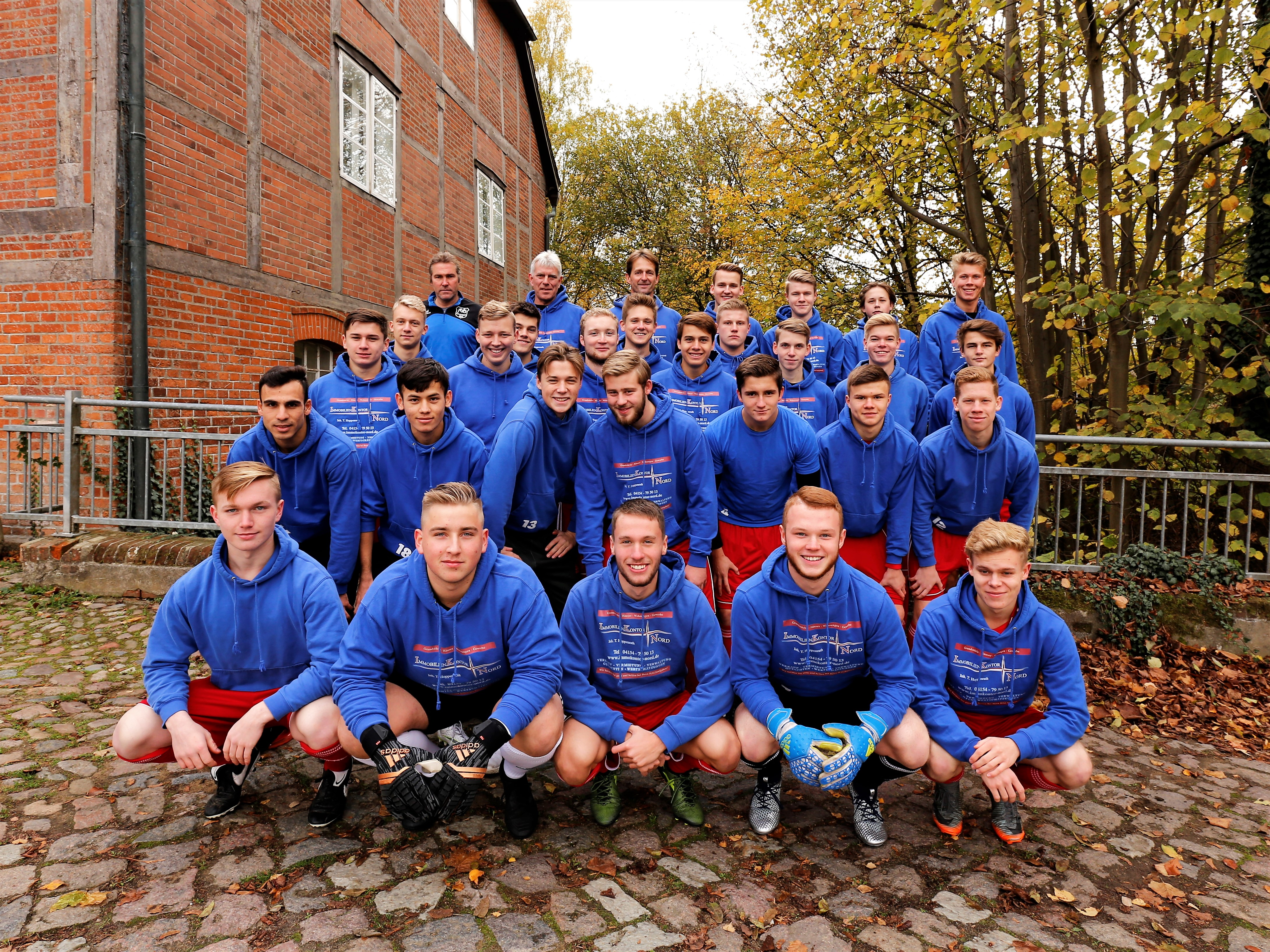 A-Jugend. Sieg beim SV Oldenburg