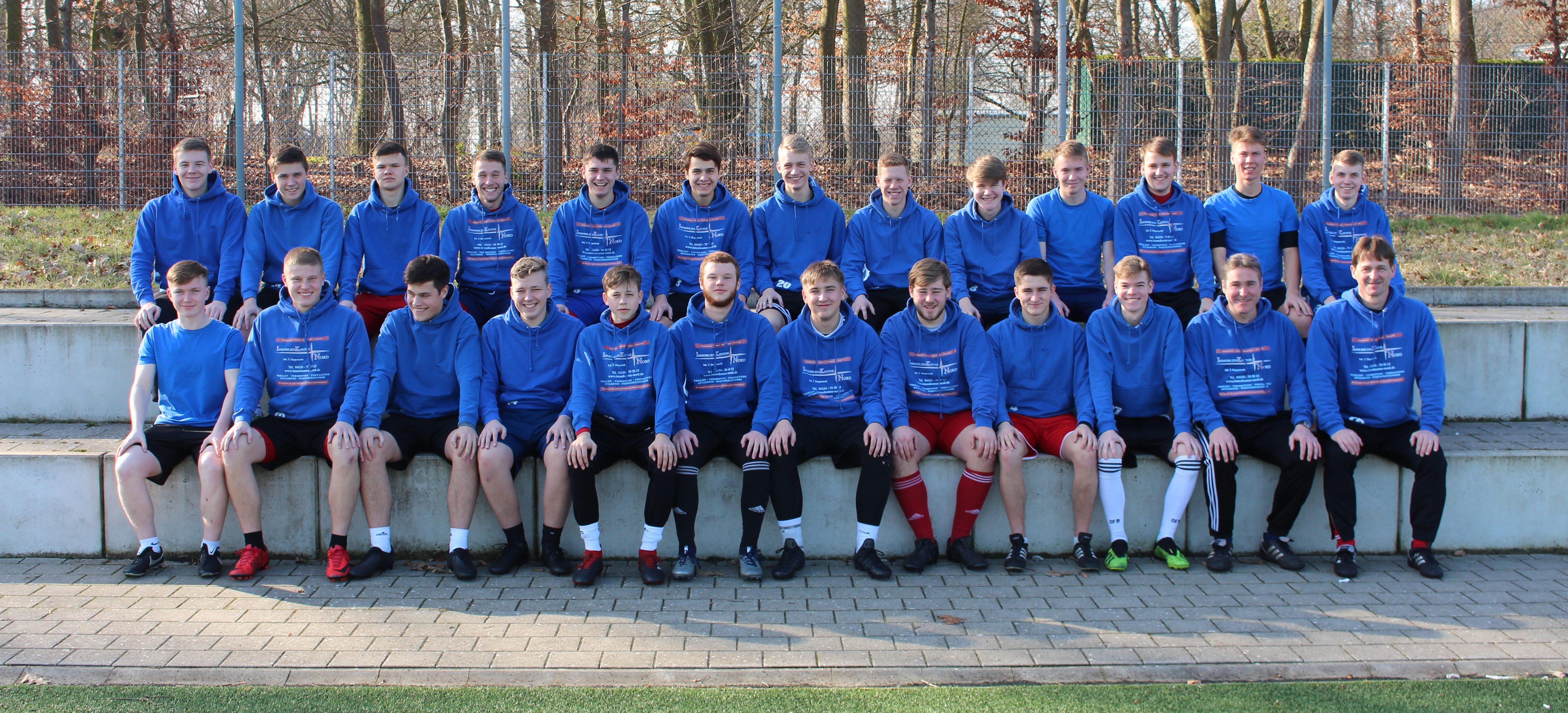 A-Jugend: Erfolgreiches Trainingslager