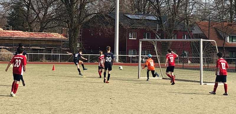 D1 gewinnt Pokalspiel in Ammersbek und Ligaspiel in Griechenland