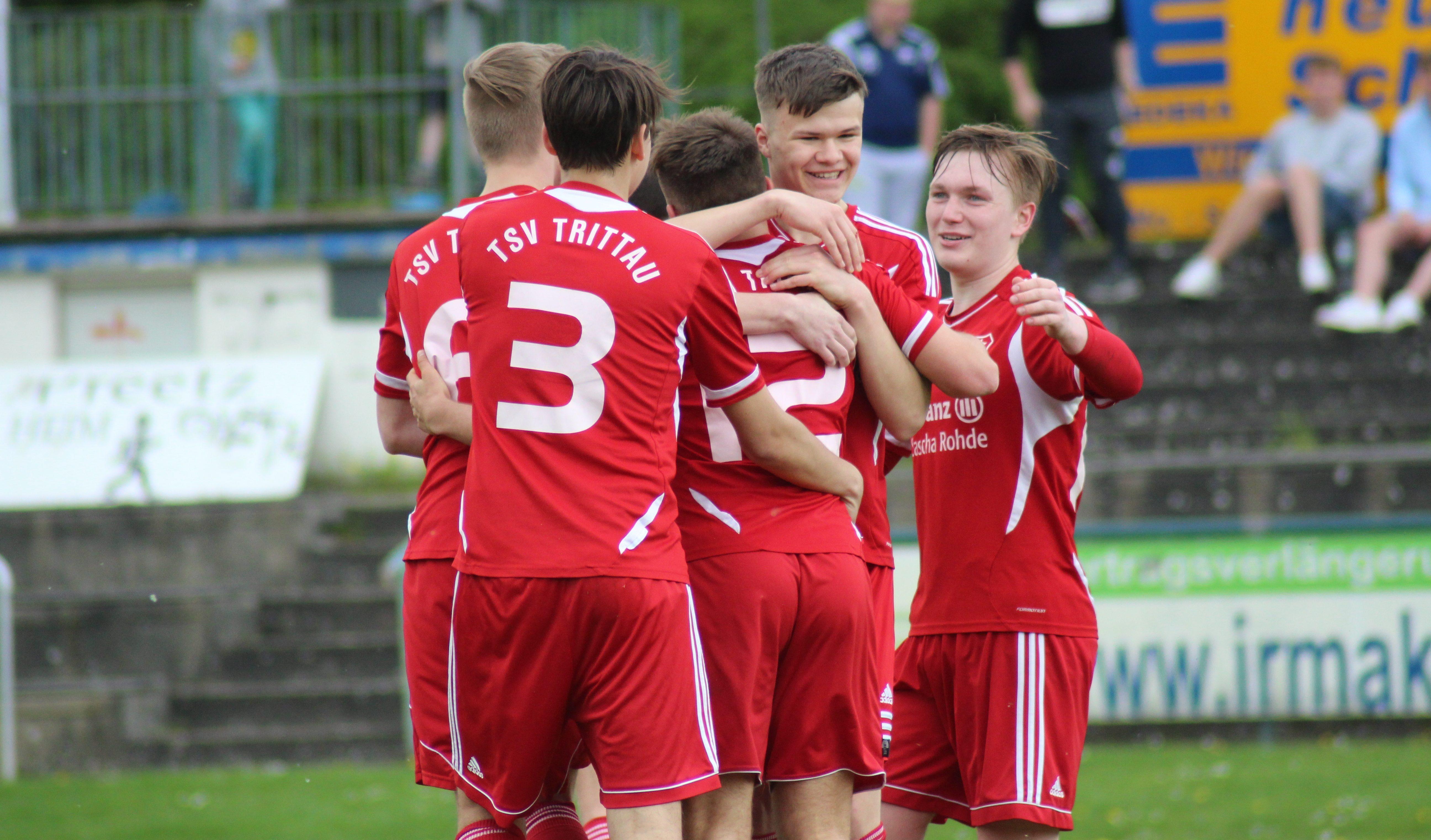 Mit Fürböter-Fackel: U19-Sieg in Preetz