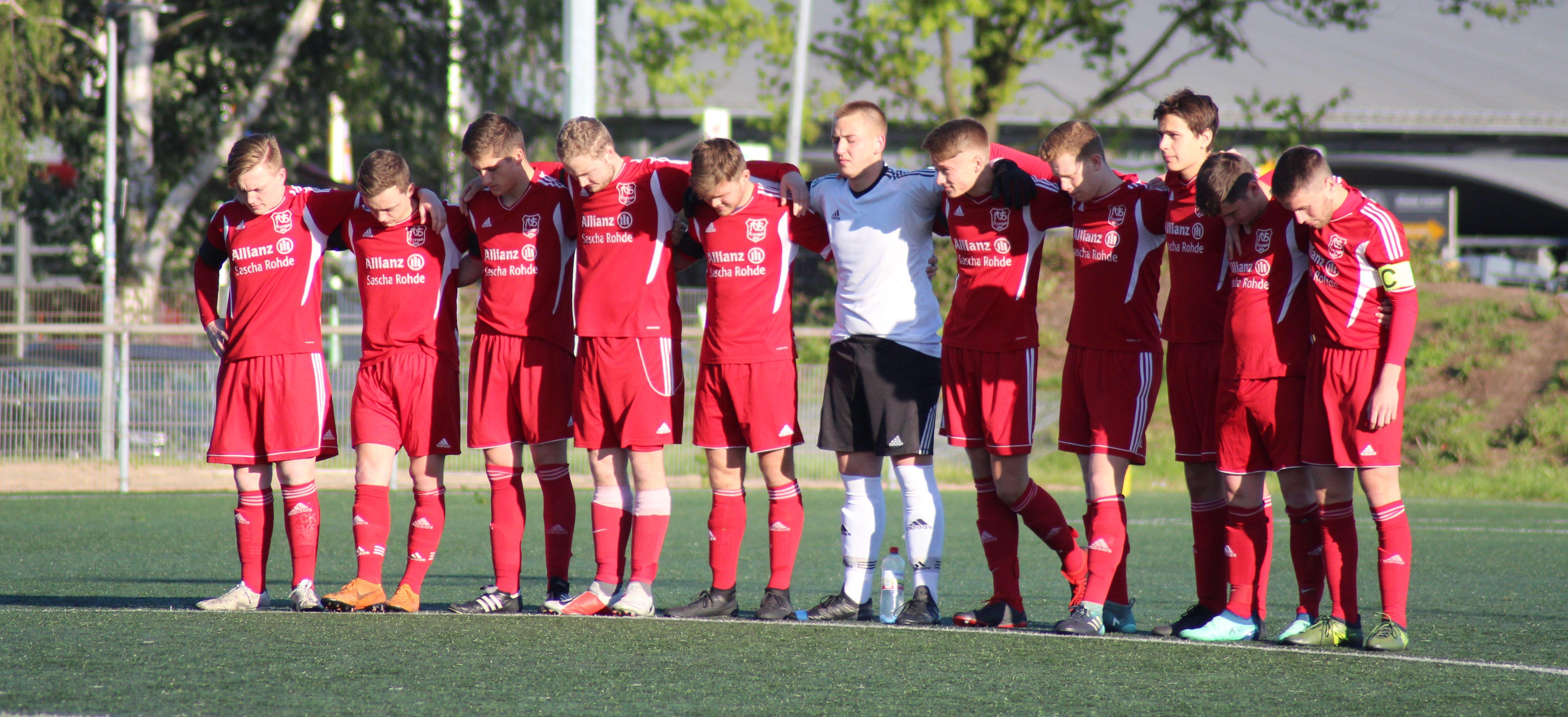 U19: Meisterschafts-Matchball erspielt