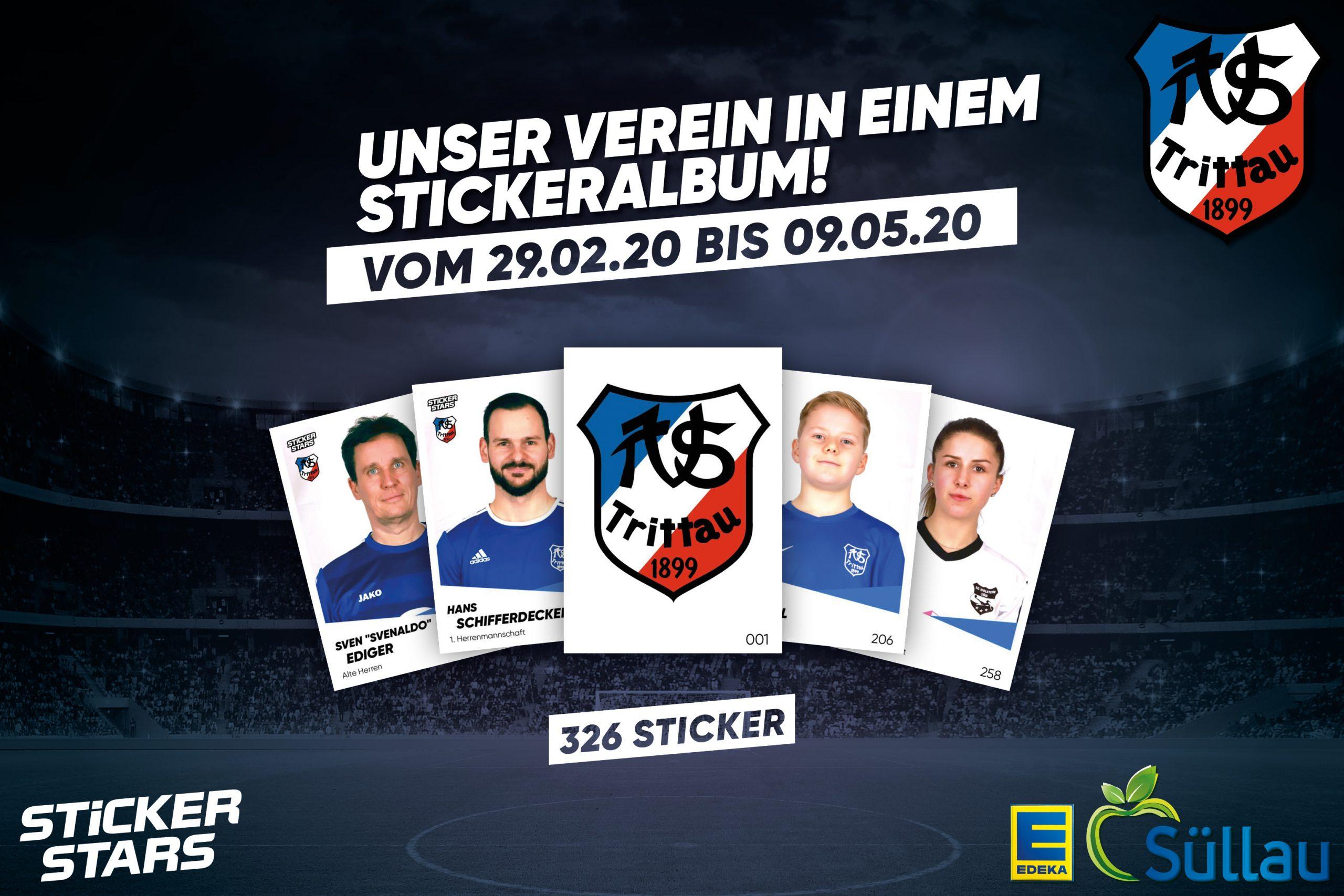 Sticker-Tauschbörse online
