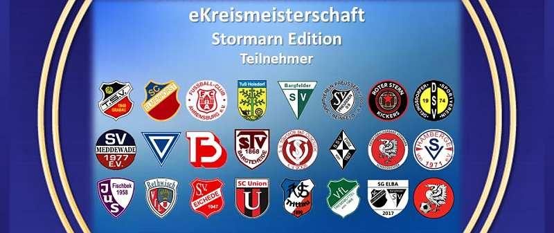 eKreismeisterschaft 2020 Stormarn Edition