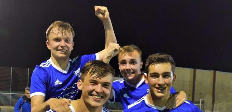 A-Jugend erreicht Landespokal Viertelfinale
