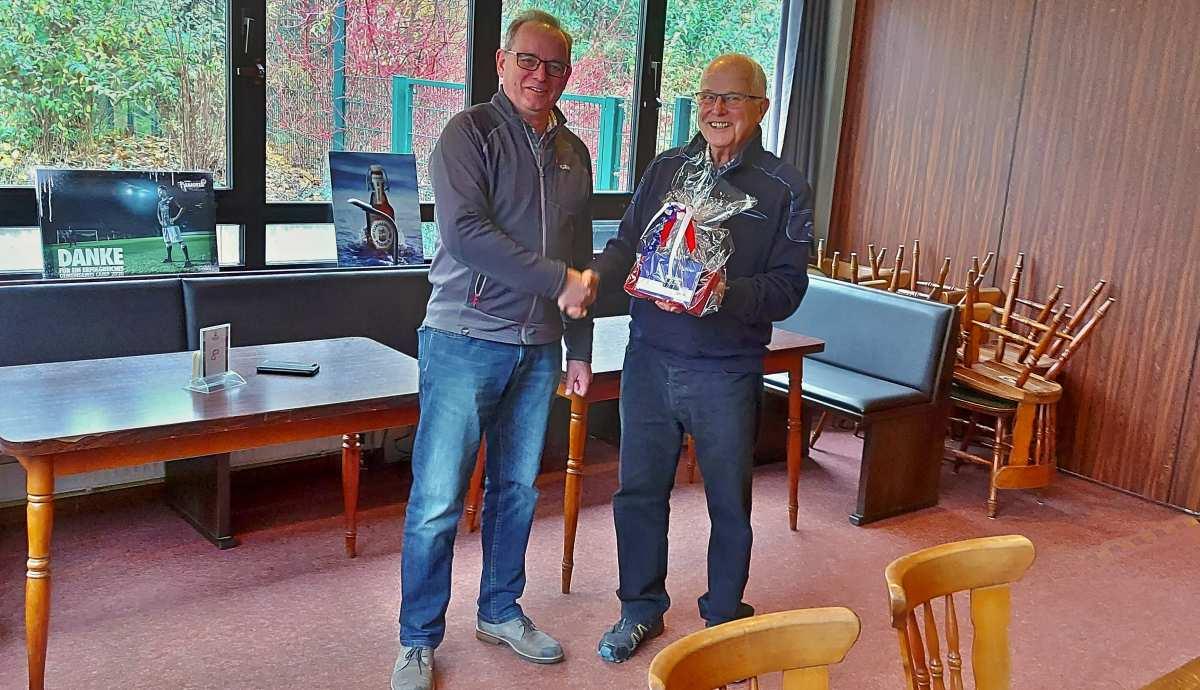 Neuer 1. Vorsitzender beim TSV Trittau